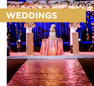 Weddings and Special Events at the Convention Center